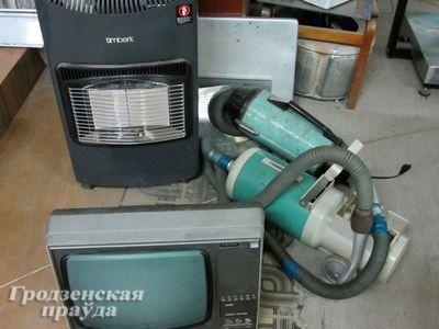 Прием старой бытовой техники   утилизация